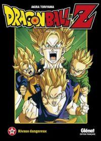 Dragon Ball Z - Les films T10 : Rivaux dangereux (0), manga chez Glénat de Toriyama