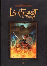 Lanfeust et les mondes de Troy T3 : Lanfeust de Troy - Castel Or-Azur (0), bd chez Hachette de Arleston, Tarquin, Livi, Vincent