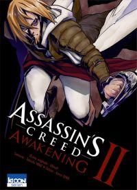 Assassin's creed awakening T2, manga chez Ki-oon de Oiwa