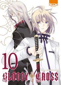 Bloody cross T10, manga chez Ki-oon de Komeyama