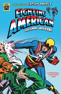 Fighting American : 1954-1955 / 1966 (0), comics chez Neofelis éditions de Depelley, Simon, Kirby, Mendryk