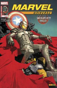 Marvel Universe – V 3, T7 : Age of Ultron (0), comics chez Panini Comics de Keatinge, Suayan, Doyle, Kowalski, Ienco, Edwards, Villalobos, Redmond, Serrano, Major, Rosenberg, Beaulieu