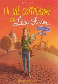 La Vie compliquée de Léa Olivier T1 : Perdue (0), bd chez Kennes éditions de Alcante, Borecki, Pilet