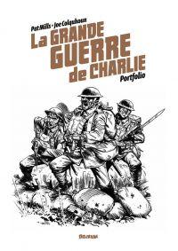 La grande guerre de Charlie : Portfolio (0), comics chez Delirium de Colquhoun