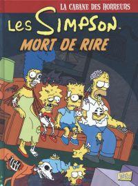 Les Simpson - La cabane des horreurs T6 : Mort de rire (0), comics chez Jungle de Hamill, Boothby, Morrison, Groening, Ho, Rote, Mahfood, Villanueva, Ungore