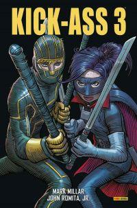 Kick-Ass – Intégrale Deluxe, T3, comics chez Panini Comics de Millar, Romita Jr, White