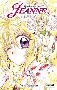 Kamikaze kaito Jeanne T3, manga chez Glénat de Tanemura