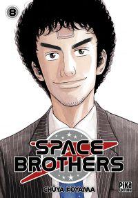 Space brothers T8 : , manga chez Pika de Koyama