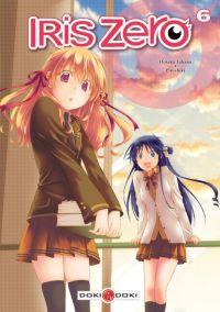 Iris zero T6, manga chez Bamboo de Piroshiki, Takanaga