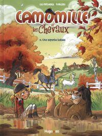 Camomille et les chevaux T5 : Une superbe balade (0), bd chez Hugo BD de Mésange, Turconi