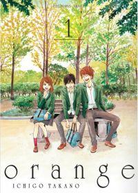 Orange T1, manga chez Akata de Takano