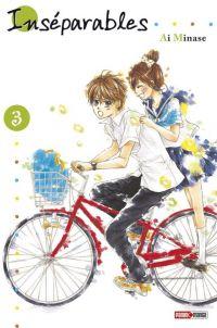 Inséparables  T3, manga chez Panini Comics de Minase