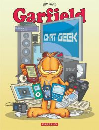 Garfield - Chat Geek, comics chez Dargaud de Davis