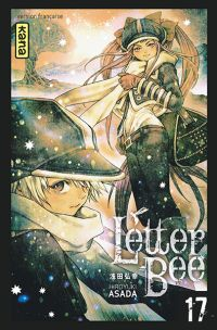 Letter bee T17, manga chez Kana de Asada