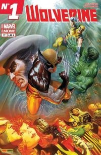 Wolverine (revue) T17 : Logan mercenaire, comics chez Panini Comics de Latour, Cornell, Asrar, Morales, Stegman, Silva, Curiel, Ross