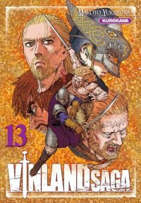 Vinland Saga T13, manga chez Kurokawa de Yukimura