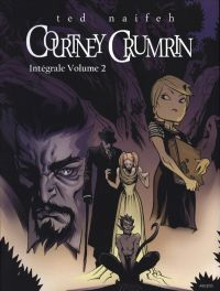 Courtney Crumrin T2, comics chez Akileos de Naifeh