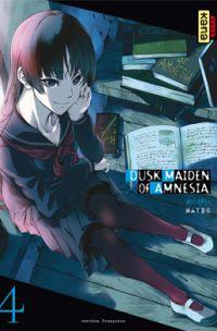 Dusk maiden of amnesia T4, manga chez Kana de Maybe