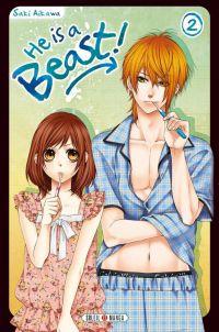 He is a beast  T2, manga chez Soleil de Aikawa