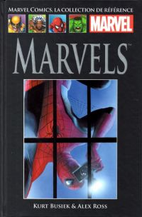Marvel Comics, la collection de référence T14 : Marvels (0), comics chez Hachette de Busiek, Ross