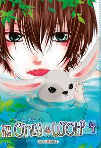 I'm the only wolf T4, manga chez Soleil de Nachi