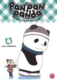Pan' pan panda T4, manga chez Nobi Nobi! de Horokura