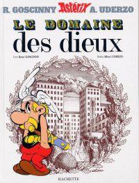 Astérix T17 : Le domaine des dieux (0), bd chez Albert René de Goscinny, Uderzo
