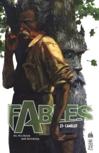 Fables – Softcover, T23 : Camelot (0), comics chez Urban Comics de Buckingham, Willingham, Kitson, Braun, Leialoha, Loughridge, Ruas