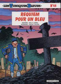 Les Tuniques bleues T46 : Requiem pour un bleu (0), bd chez Dupuis de Cauvin, Lambil, Léonardo