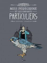 Miss Peregrine et les enfants particuliers T1, comics chez Bayard de Riggs, Jean