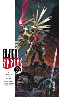 Black Science T1 : De Charybde en Scylla (0), comics chez Urban Comics de Remender, Scalera, White
