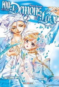 100 demons of love  T2, manga chez Soleil de Toriumi