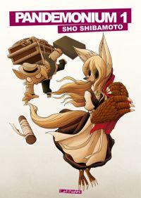 Pandemonium  T1 : , manga chez Ki-oon de Shibamoto