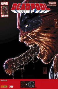Deadpool (revue) – V 4, T9 : Deadpool contre le S.H.I.E.L.D. (2/2) (0), comics chez Panini Comics de Duggan, Posehn, Hawthorne, Bellaire, Brooks