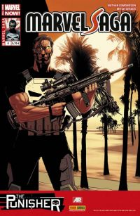 Marvel Saga – V 2, T4 : The Punisher - Memento Mori (0), comics chez Panini Comics de Edmondson, Gerads