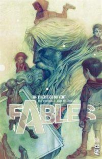 Fables T18 : L'héritier du vent (0), comics chez Urban Comics de Willingham, Cannon, Russel, Leonardi, Hughes, Bachs, Buckingham, Loughridge, Kindzierski, Ruas