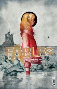 Fables – Hardcover, T19 : Au pays des jouets (0), comics chez Urban Comics de Willingham, Buckingham, Ha, Loughridge, Lyon, Ruas