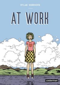 At work, comics chez Casterman de Horrocks