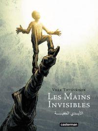 Les Mains invisibles, bd chez Casterman de Tietäväinen