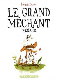 Le Grand méchant renard, bd chez Delcourt de Renner