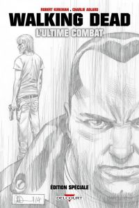 Walking Dead : L'ultime combat (0), comics chez Delcourt de Kirkman, Adlard