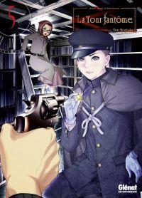 La tour fantôme T5, manga chez Glénat de Nogizaka