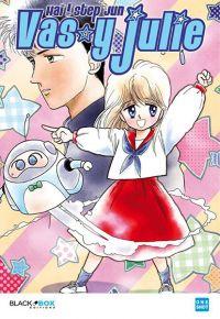 Vas-y Julie - Hay ! Step Jun, manga chez Black Box de Abe, Oshima