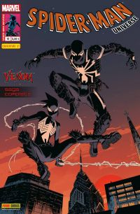 Spider-Man Universe – V. 1, T12 : Venom : Mania (0), comics chez Panini Comics de Bunn, Henderson, Jacinto, Coelho, Loughridge, Shalvey