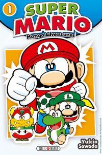 Super Mario T2, manga chez Soleil de Sawada