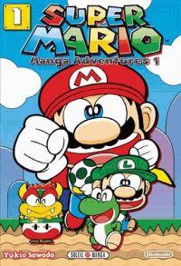 Super Mario T1, manga chez Soleil de Sawada