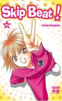Skip beat ! T33 : , manga chez Casterman de Nakamura