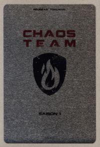 Chaos team : Saison 1, bd chez Akileos de Brugeas, Toulhoat