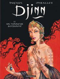 Djinn T12 : Un honneur retrouvé (0), bd chez Dargaud de Dufaux, Miralles