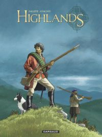 Highlands : , bd chez Dargaud de Aymond